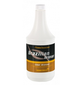 Speedbronzer Spray Tan - Brazilian + Direct Bronzer 1000+30ml