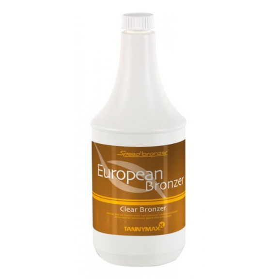 Speedbronzer Spray Tan - European + Direct Bronzer 1000+30ml