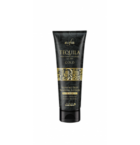 TEQUILA GOLD Supreme Deep Tanning Lotion + BRONZER 125ml