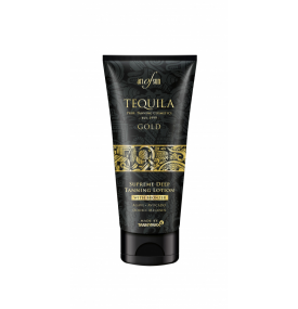 TEQUILA GOLD Supreme Deep Tanning Lotion + BRONZER 200ml