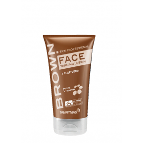 BROWN FACE Tanning Lotion 50 ml