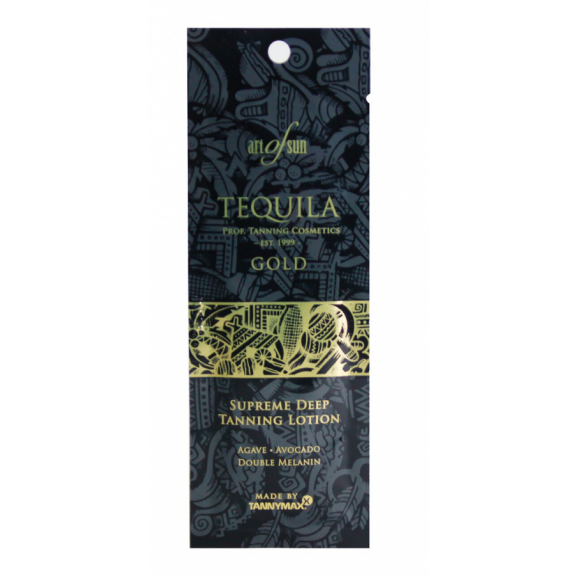 TEQUILA GOLD Supreme Deep Tanning Lotion 15ml