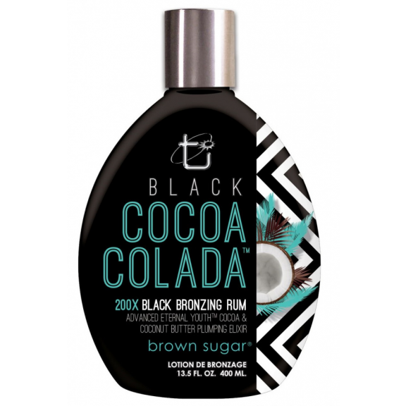BLACK COCOA COLADA 400ML