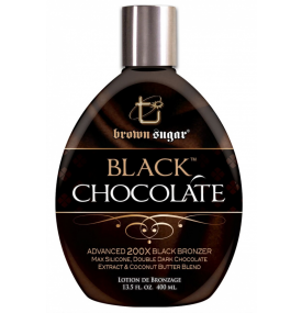 BLACK CHOCOLATE 400ML