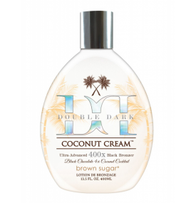 DOUBLE DARK COCONUT CREAM 400ML
