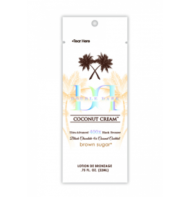 DOUBLE DARK COCONUT CREAM 22ML