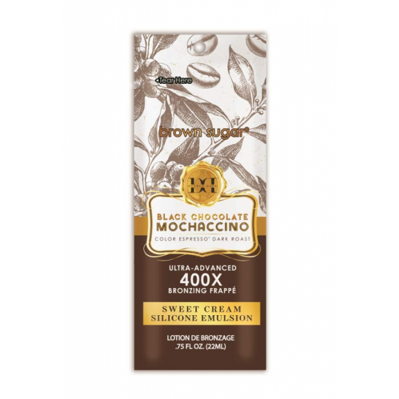 BLACK CHOCOLATE MOCHACCINO 22ML