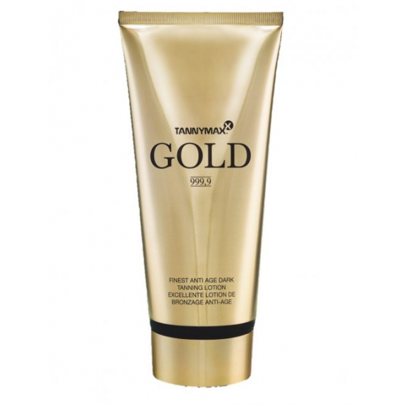 GOLD 999,9 Dark Tanning Lotion 200ml