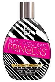 BLACK CHOCOLATE PRINCESS 200X BLACK BRONZERS 400ML